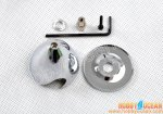 1.75in/45mm aluminum propeller Spinner for 2 blades propeller, r