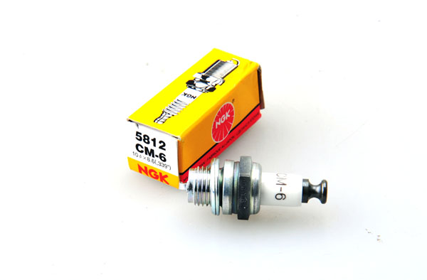 NGK CM6 spark plug ( original from Japan) - Click Image to Close